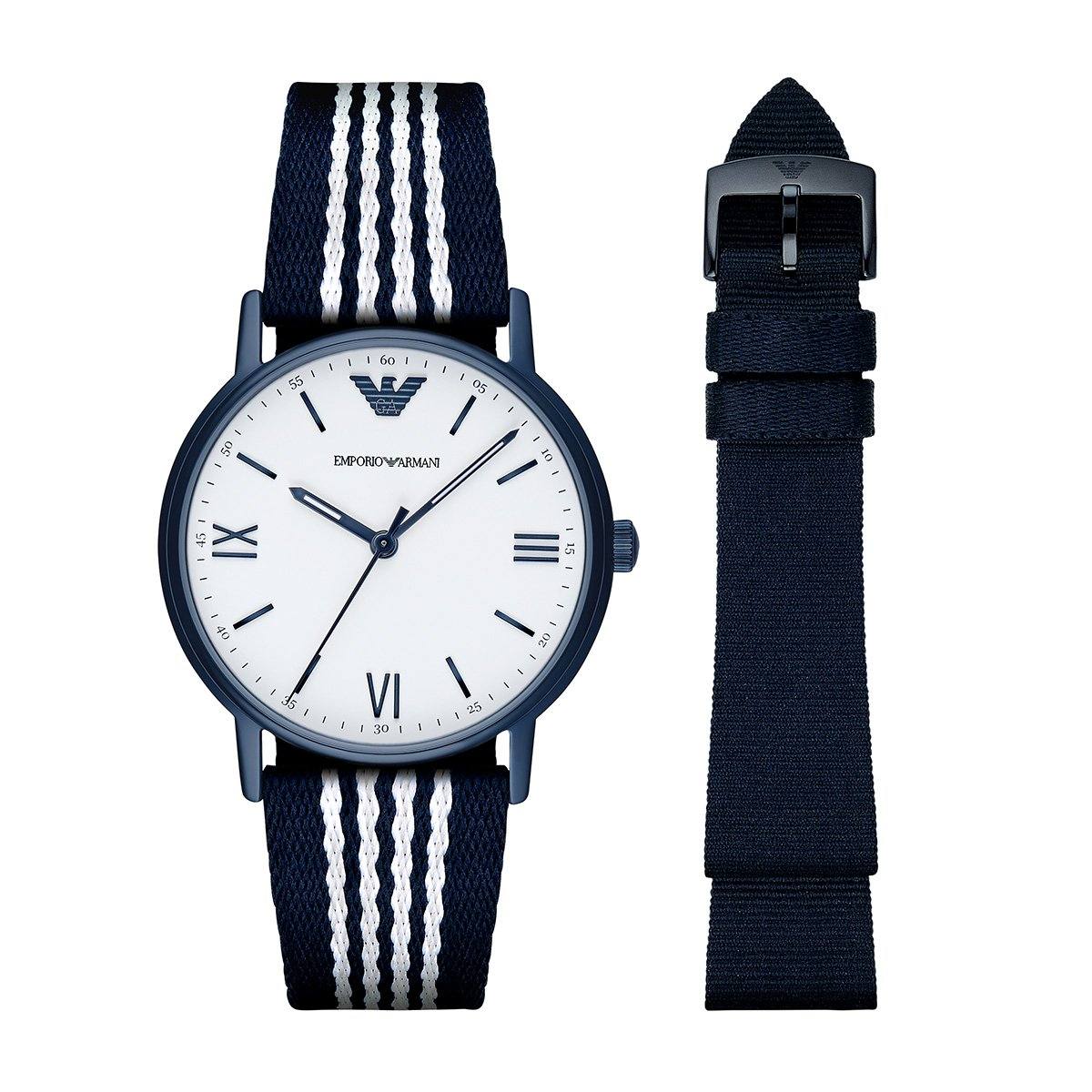 67817ec184a Relógio Emporio Armani Analógico AR800058BN Masculino - Compre Agora ...