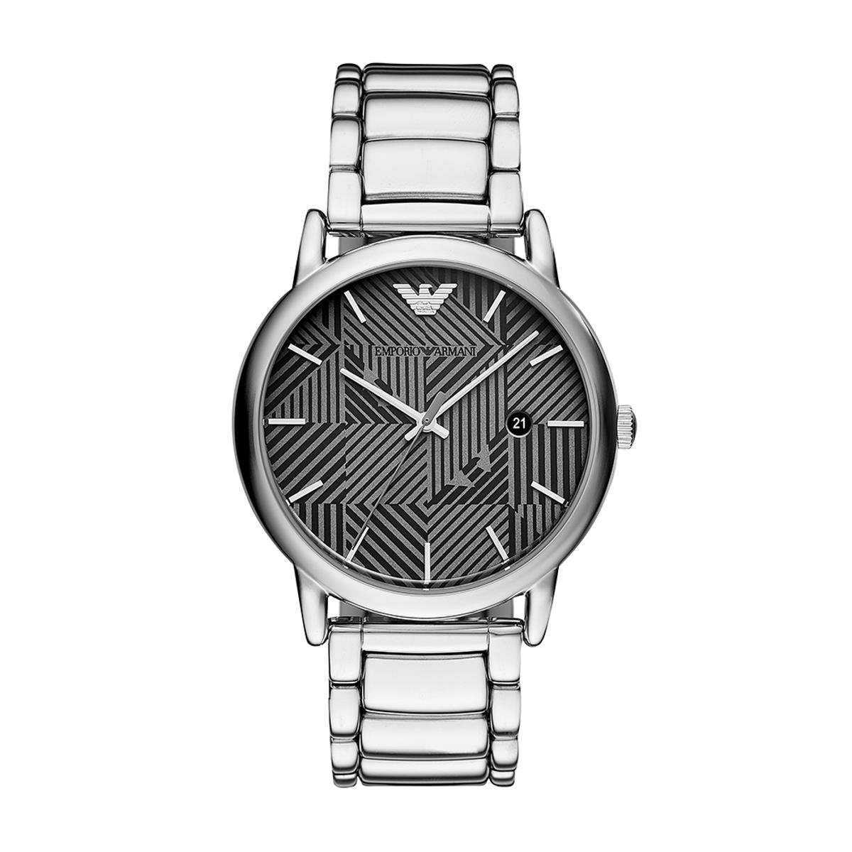 275c3c7746d Relógio Empório Armani Masculino Luigi - AR11134 1KN AR11134 1KN - Prata - Compre  Agora