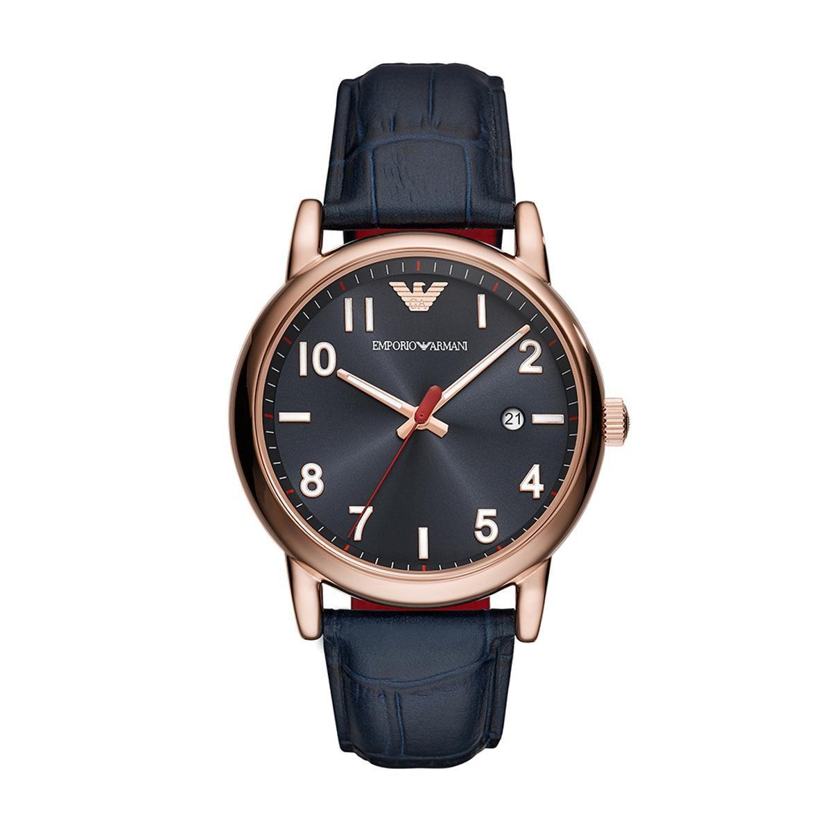 464dfd8c466 Relógio Empório Armani Masculino Luigi - AR11135 0AN AR11135 0AN - Azul