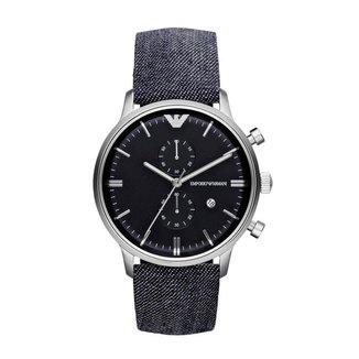 Relógio Emporio Armani Masculino Preto - HAR1690/Z HAR1690/Z