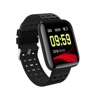 Relógio Esportes Monitor Fitness Smart Watch Inteligente
