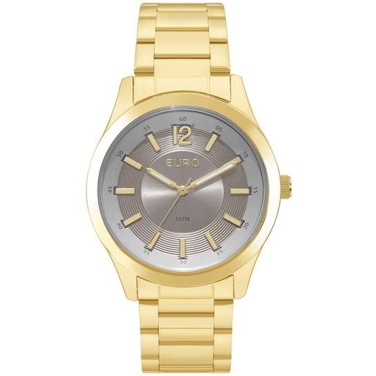 Relógio Euro Eu2036Ykw/4C - Dourado