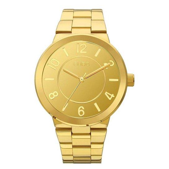 Relógio Euro Eu2036Yld/4K - Dourado