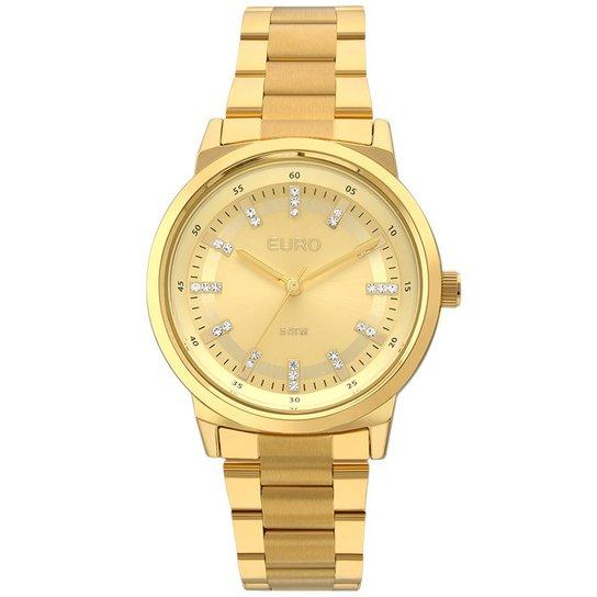 Relógio Euro Eu2036Ylf/4D - Dourado