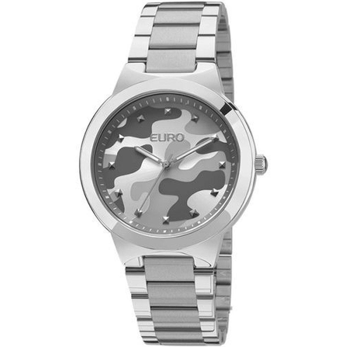 f605dfa7ac9 Relógio Euro Feminino Analogico Fashion - Compre Agora