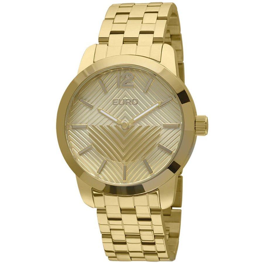 c8c4b1d8a2da9 Relógio Euro Feminino Eu2034Aj 4D - Dourado - Compre Agora