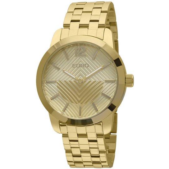 Relógio Euro Feminino Eu2034Aj/4D - Dourado