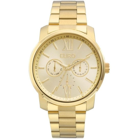 Relógio Euro Feminino Eu6P29Agu/4D - Dourado
