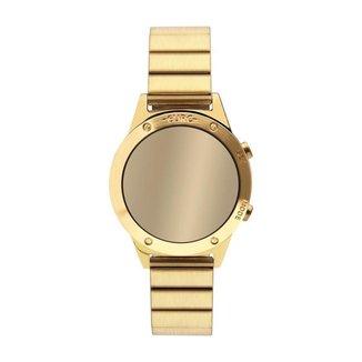 Relógio Euro Feminino Fashion Fit Reflexos Dourado EUJHS31BAB/4D EUJHS31BAB/4D