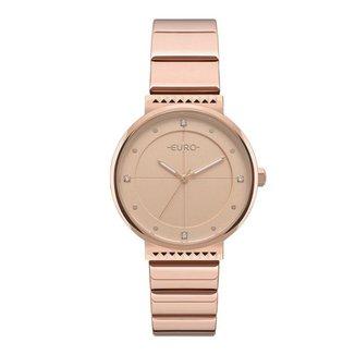 Relógio Euro Feminino Rose EU2035YSE4J