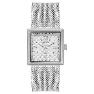 Relógio Euro Feminino Shiny Prata Analógico EU2036YQK3K