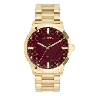 Relógio Euro Feminino Soul Dourado Analógico EU2036YQOK4N