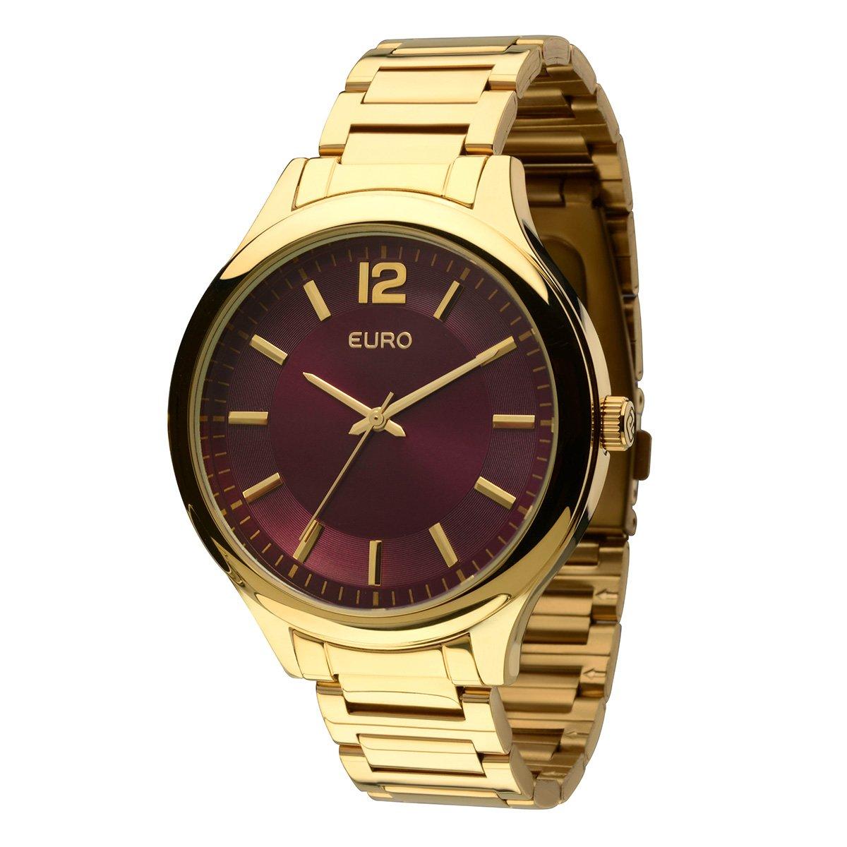 ba543a14626d3 Relógio Euro Feminino - Compre Agora