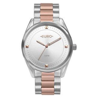 Relógio Euro Minimal Shine Feminino Bicolor EU2036YOB/5K EU2036YOB/5K