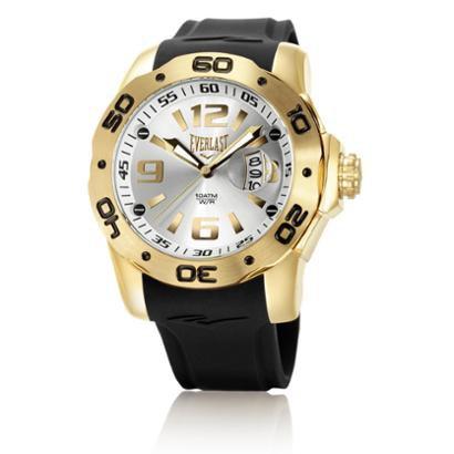 Relógio Everlast Analógico Design Esportivo Masculino