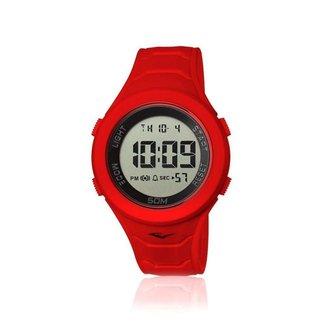 Relógio Everlast Digital Unissex Cx e Pulseira Silicone