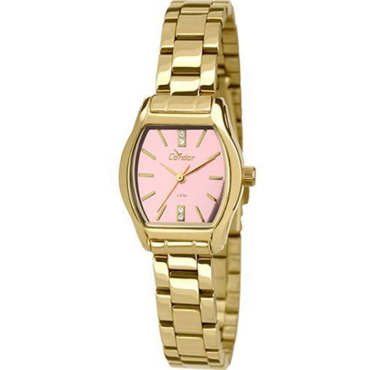 f7907ed25d8 Relógio Feminino Analogico Condor - Compre Agora