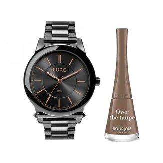Relógio Feminino Analógico Euro Sporty Lux