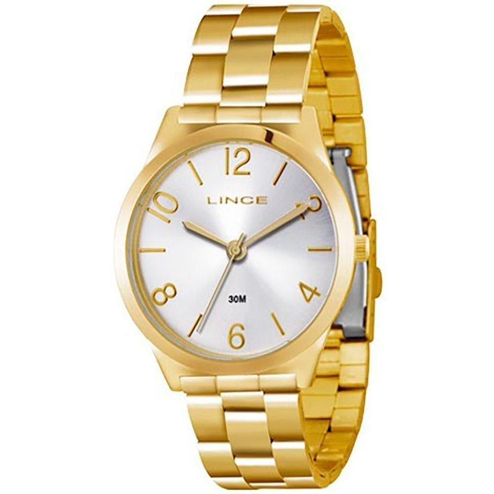 f6ead24b3a1 Relógio Feminino Analógico Lince Fashion - Compre Agora