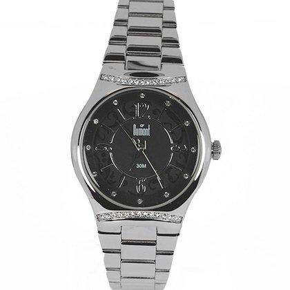 Relógio Feminino Analógico Prata Dumont - SR25229P