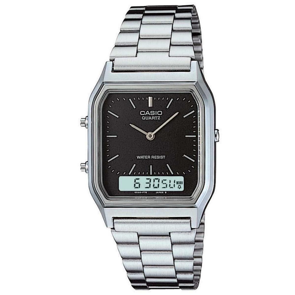 6f470745e30 Relógio Feminino Casio Analógico Digital Social - Compre Agora ...