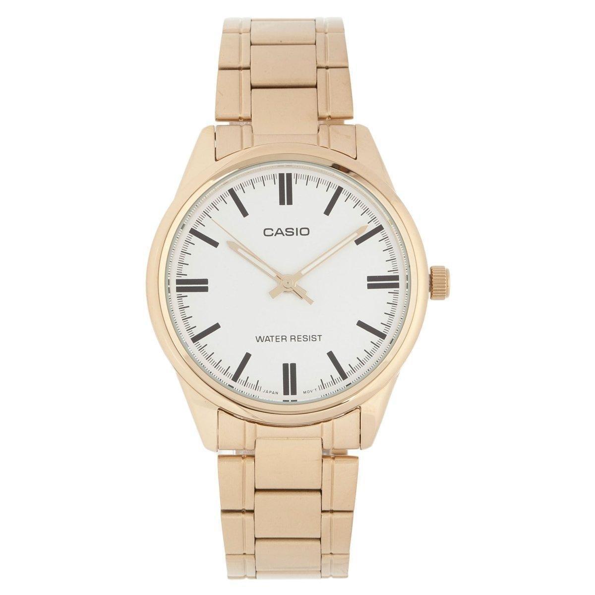 07f73ec89ab Relógio Feminino Casio - Dourado - Compre Agora