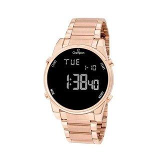 Relógio Feminino Champion Digital CH40231Z - Rose
