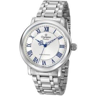 Relógio Feminino Champion Passion Cn29936q - Prata