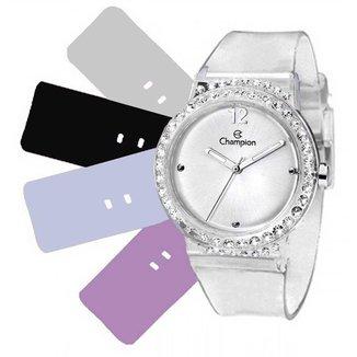 Relógio Feminino Champion Troca Pulseiras CP28275