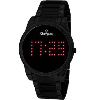 Relógio Feminino Digital Champion CH40053D - Preto