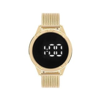 Relógio Feminino Euro Digital EUBJ3912AA/4F