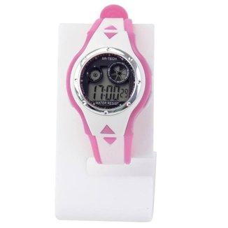 Relógio feminino Infantojuvenil/Adulto Orizom silicone