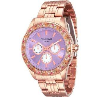 Relógio Feminino Mondaine Rose 78731LPMVRA3
