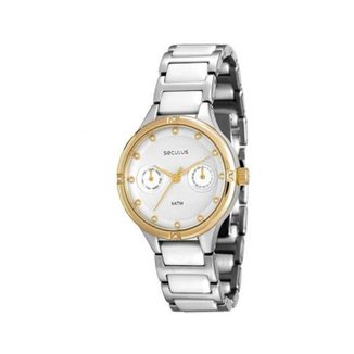 Relógio Feminino Seculus Analógico