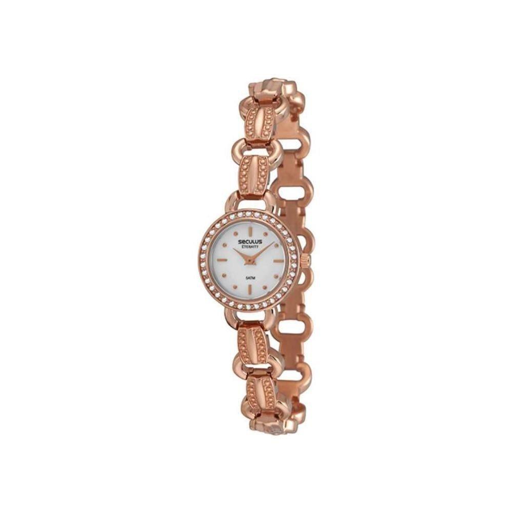 fb545a0b2ad Relógio Feminino Seculus Social - Compre Agora