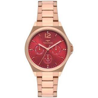 Relógio Feminino Technos 6P29AKB/4R Fashion Trend Rose