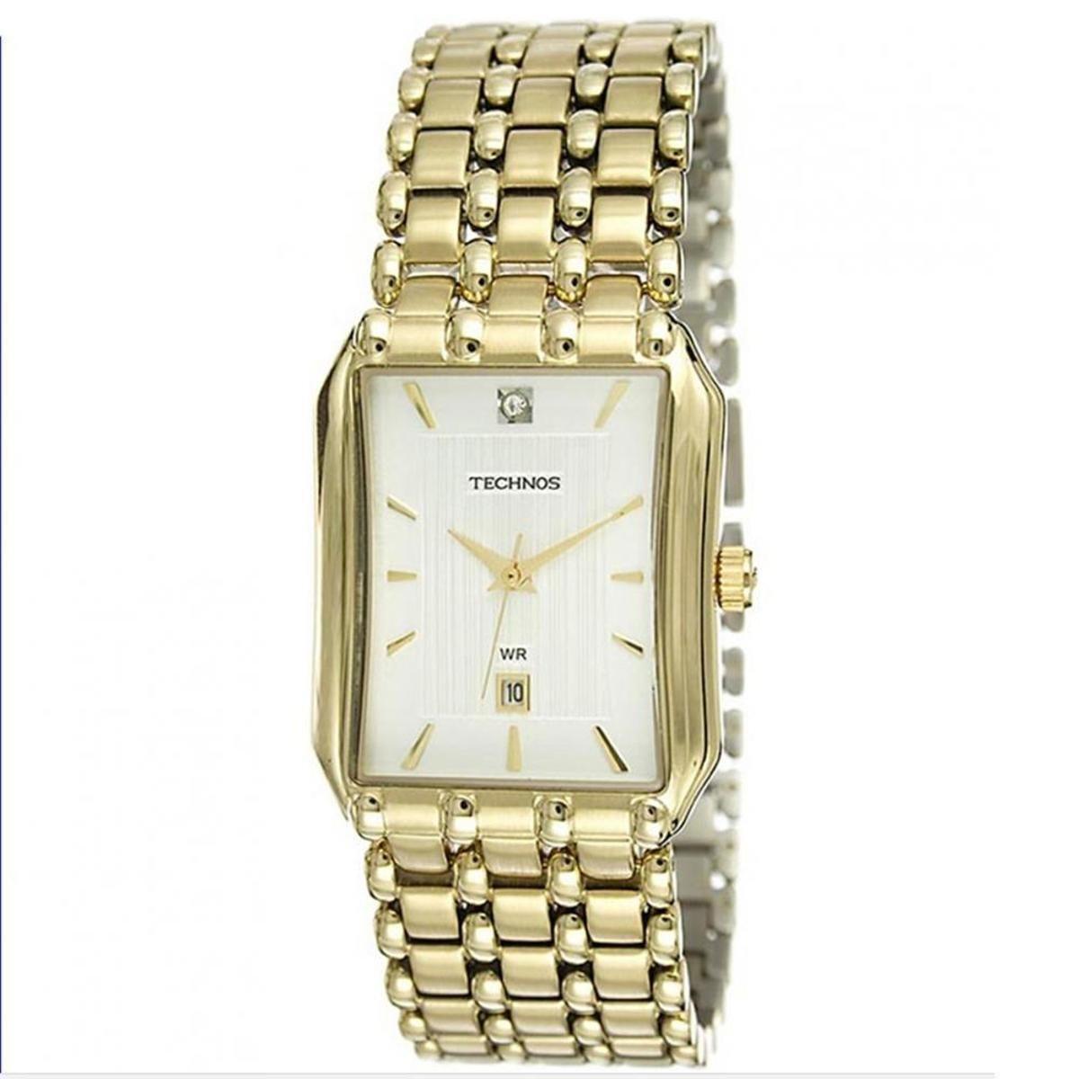 4d7a81d3357 Relógio Feminino Technos Analógico Classic - Compre Agora