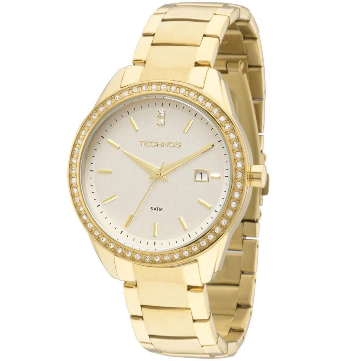 7e3870d4c15 Relógio Feminino Technos Analogico Elegance Ladies - Compre Agora ...