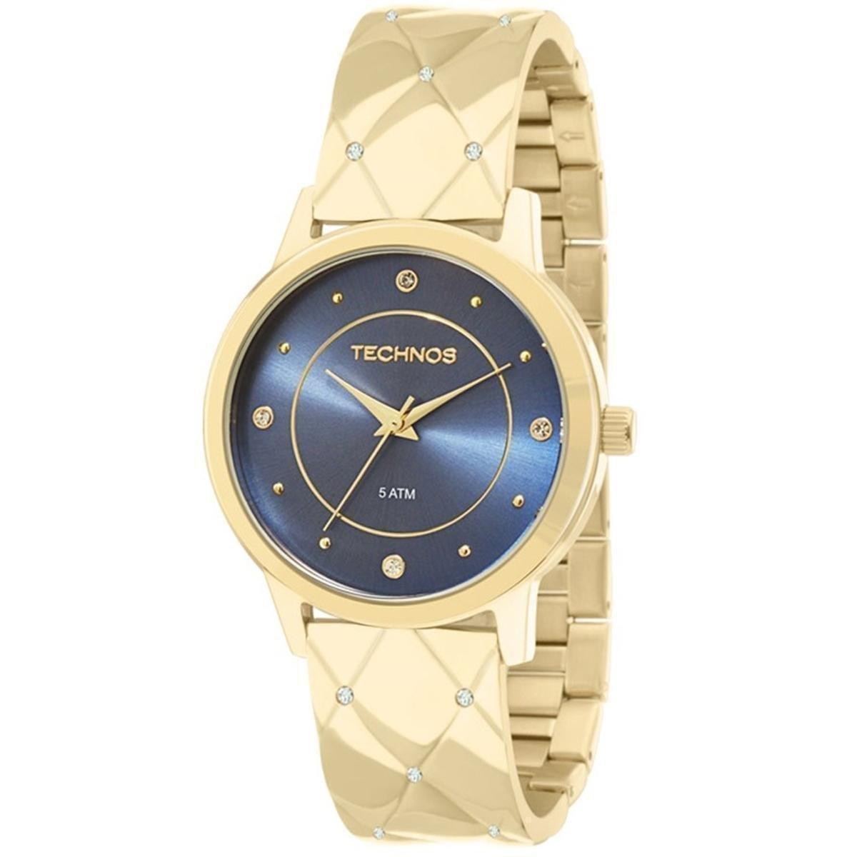 aa88d7dd9dabc Relógio Feminino Technos Analogico Elegance - Compre Agora   Netshoes