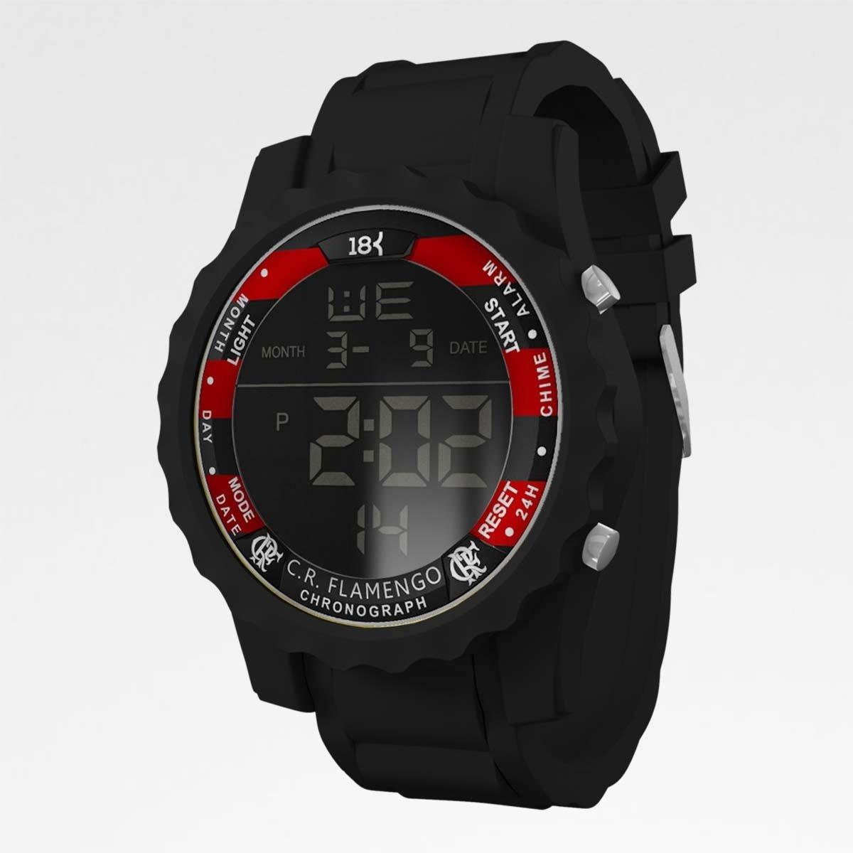 Relógio Flamengo Campeão da Copa Ouro 1996 Fla 18K - Compre Agora ... f59bbe0e8170e