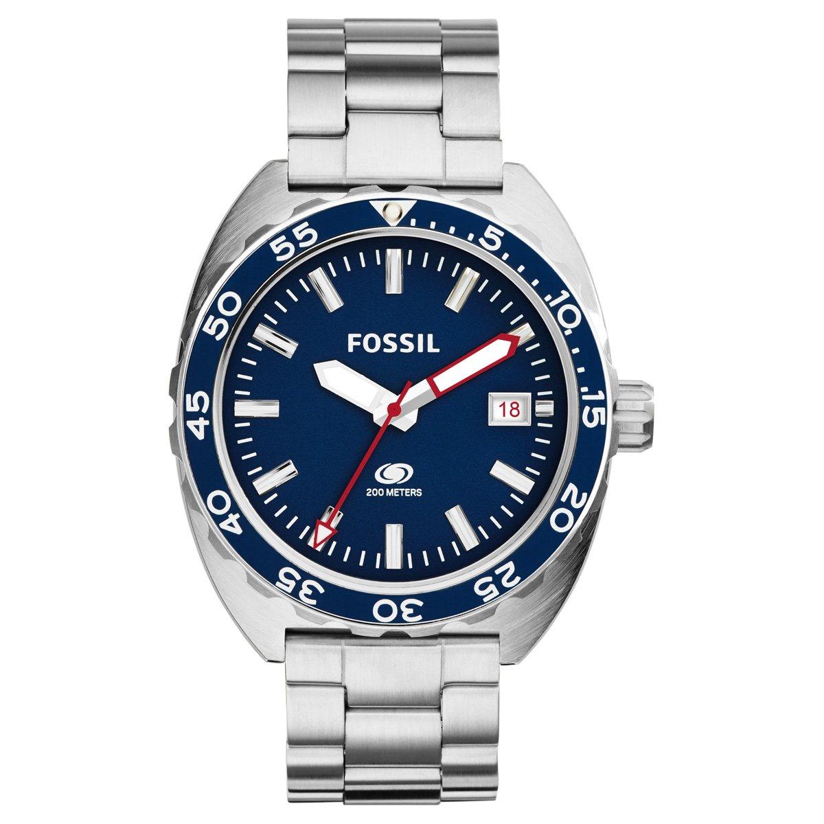 f71d544143f4d Relógio Fossil Analógico - Compre Agora   Netshoes