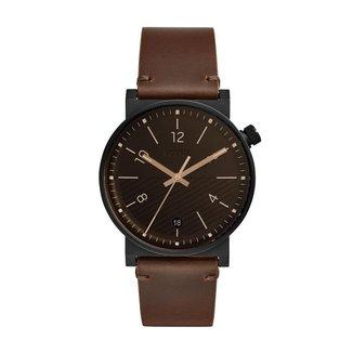 Relógio Fossil Barstow Masculino Marrom FS5552/0MN FS5552/0MN