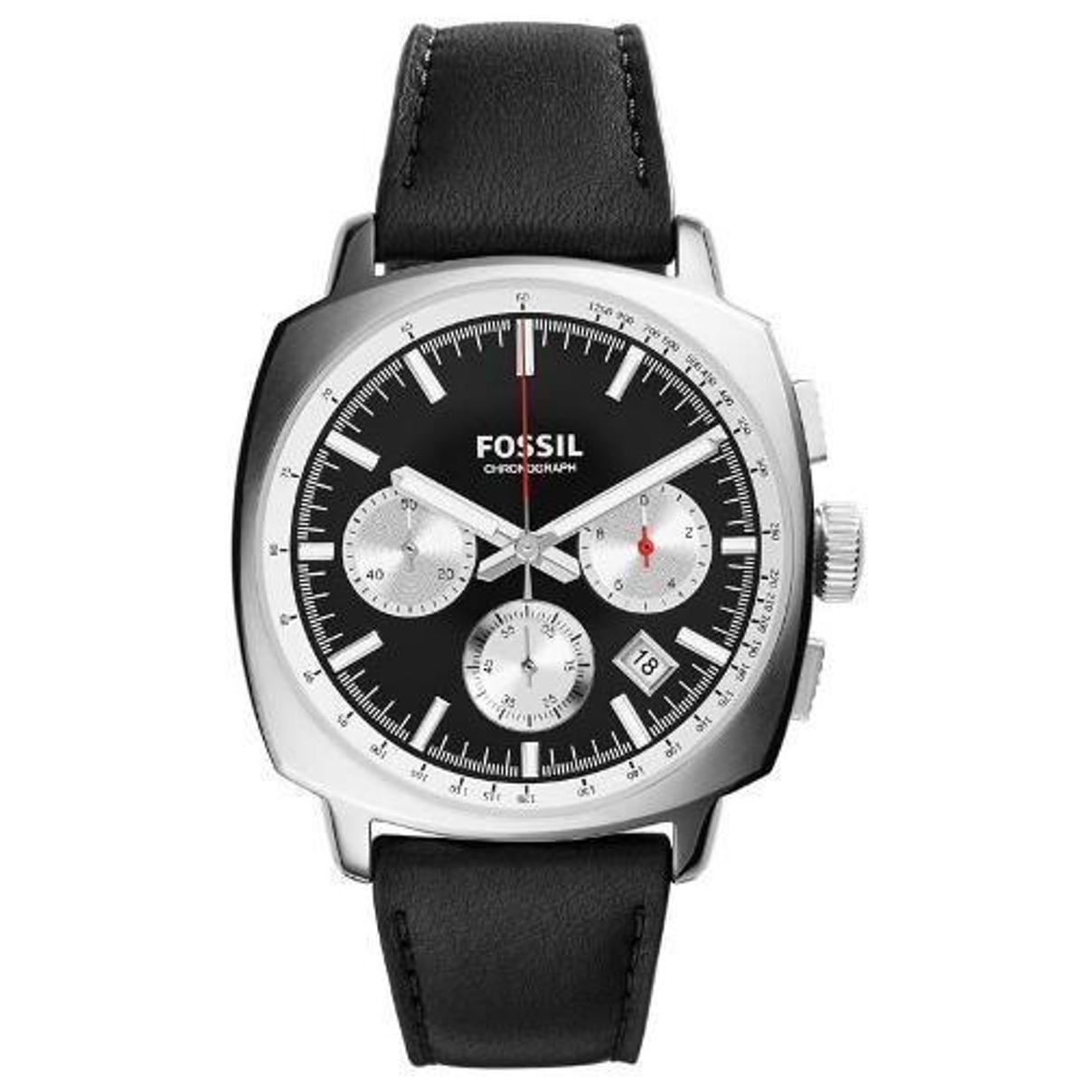 4d3fe8a7db8 Relógio Fossil CH2984 0PN Couro - Compre Agora