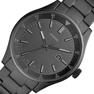 Relógio Fossil Masculino Analógico Preto - FS5531/1PN