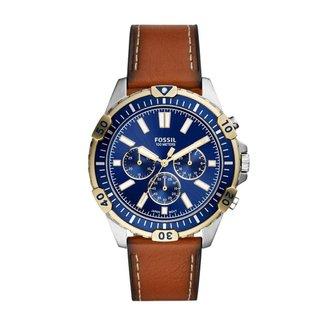 Relógio Fossil Masculino Garret Prata FS5625/0KN FS5625/0KN