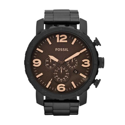 Relógio Fossil Masculino Nate - JR1356/4MN JR1356/4MN