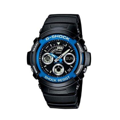 Relógio G-Shock Casio Analógico/ Digital AW-591