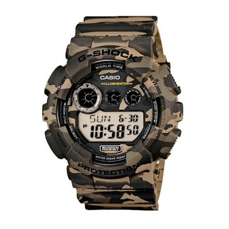 Relógio G-Shock Casio Digital Verde GD-120CM