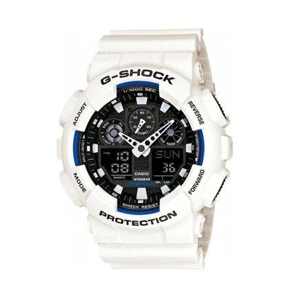 Relógio G-Shock Casio Digital/Analógico GA-100B-7ADR