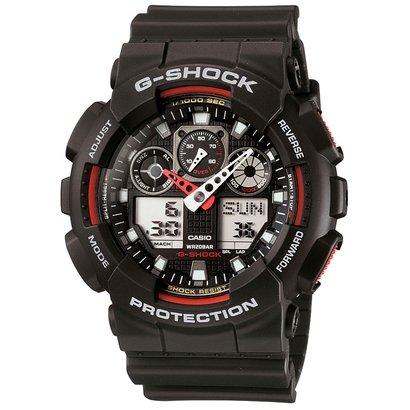 Relógio G-Shock Digital GA-100 - Masculino